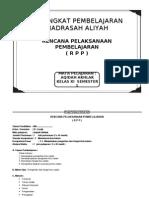 RPP Aqidah Akhlak MA Kelas XI, 1-2