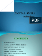 Digital Smell Presentation