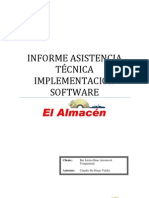 Informe Bar Lacteo Base Aeronaval Torque Mad A