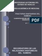 2.Fracturas Diafisiarias Del Humero
