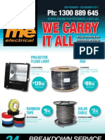 M & E Electrical Catalogue Combined