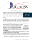 21 Questions 2011