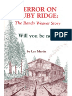 Martin - Terror on Ruby Ridge - The Randy Weaver Story - Will You Be Next (1993)