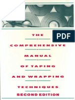Comprehensive Manual of Taping and Wrapping-2nd Edition