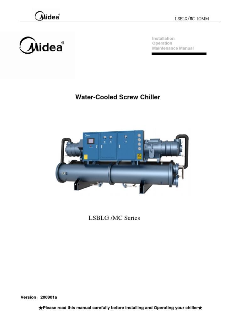 01 R134a Dx Screw Chiller 50hz Electrical Wiring Heat Exchanger Dryer Schematic Diagram Fuse