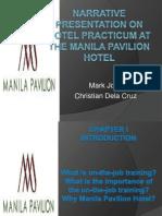 Manila Pavilion Powerpoint