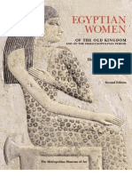 Egyptian Women of the Old Kingdom