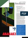 PetroXtractor, Groundwater Remediation Oil Skimmer   Abanaki Corporation