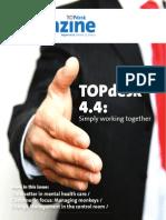 TOPdesk Magazine 2011, issue 3