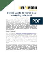 [IESE] Marketing Relacional