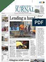 The Abington Journal 09-21-2011
