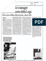 Nuovi Cda per Milano Ristorazione, Amat e Mir