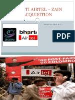 Bharati Airtel & Zain Finall