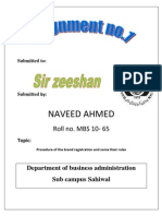 Naveed Titled Page