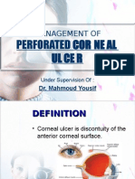 Management of Pcu