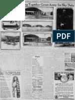 Early Army Aviation History (1912)