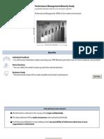 SPM Maturity Study - Questionnaire