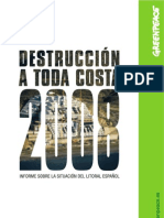 Green Peace Informe Costa 2008