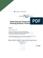 DRDC CSS CR 2010-10