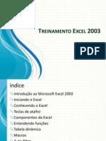 Treinamento Excel 2003