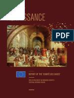 Final Report New Renaissance