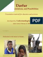 Understanding Darfur