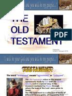 3 Old Testament