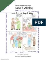 Grade5-Akhlaq