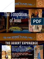 3 the Temptation of Jesus