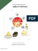 Grade6 History