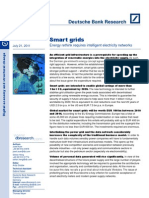 Deutsche Bank Smart Grids Research