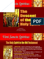 2. the Coming of the Holy Spirit