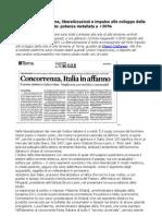 Flavio Cattaneo - Liberalizzazione mercati Italia in affanno il settore elettrico è il più evoluto
