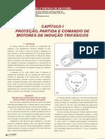 partida, proteção e comando de motores de indução trifasicos