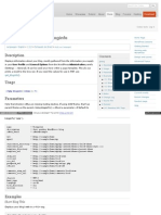 Codex Wordpress Org Function Reference Bloginfo
