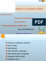 PART1-DatabasesAndUsers
