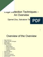 Presentation 2 Edge Detection