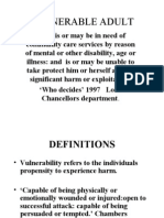 Vulnerable Person FRS 2