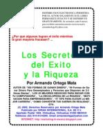 Los Secretos Del Exito y La Riqueza