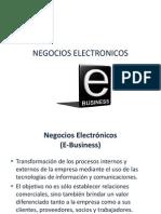 NEGOCIO ELECTRONICO clase 2