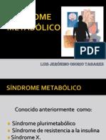 SINDROME METABÓLICO JERO