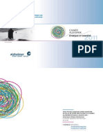 Charte Alzheimer 2011