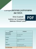 Complicaciones Pulmonares Del SIDA