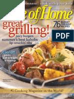 Taste of Home Magazine - June 2008 - SHL Team