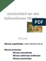 Teorico 1 - Inmunologia de Los Fungos 2006