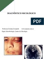 Teorico 5 - Diagnóstico Micológico 2006
