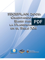 Bases Para La Planificacion Del Siglo 21