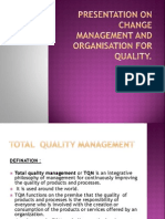 Presentation on Total Quality Management (1)