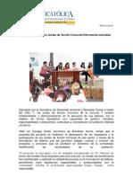 Comuna 7 fortalece Juntas de Acción Comunal Información asociada