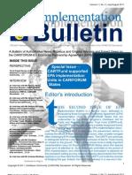 EPA Implementation Bulletin - July-August 2011